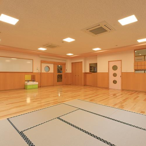 乳幼児保育室